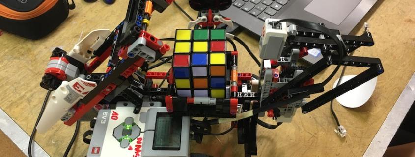 SChwerpunkt Robotik